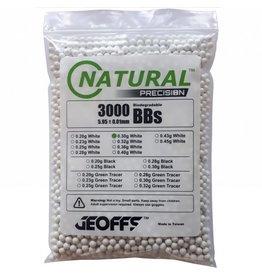 Geoffs Geoffs Natural Precision 0.30g - 3000 bio bb's
