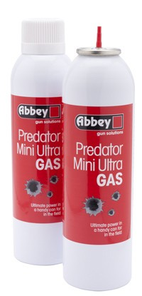 Abbey Abbey Mini Predator Ultra gas 270 ml