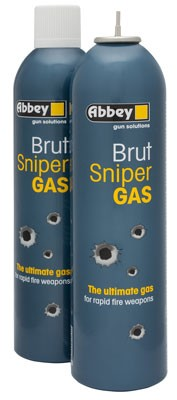 Abbey Abbey Brut Sniper gas