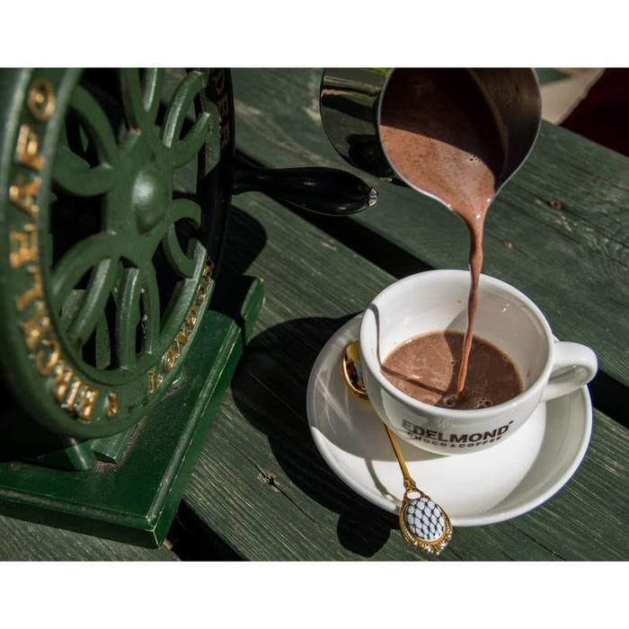 - Trinkschokolade 100% Kakaobohne, Bio, 250g