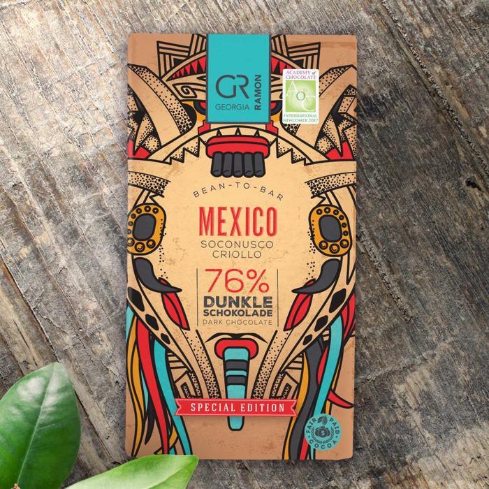 - Mexico 76 %