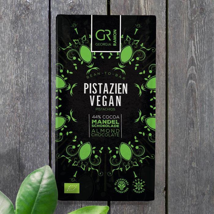 -  Bio - Pistazien vegan, 50g