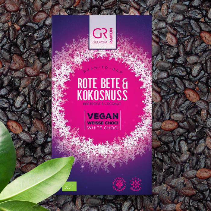 -  Bio - Rote Bete & Kokosnuss vegan, 50g