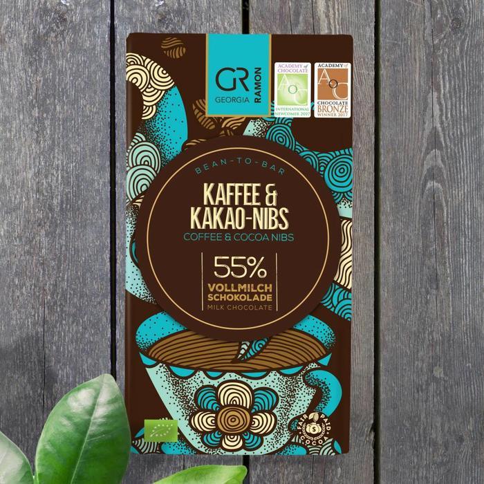 -  Bio-Kaffee & Kakao-Nibs