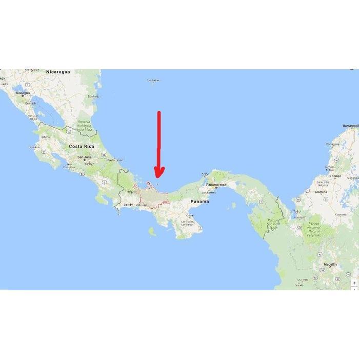 - Panama 63% Dabaiba BIO, 100g
