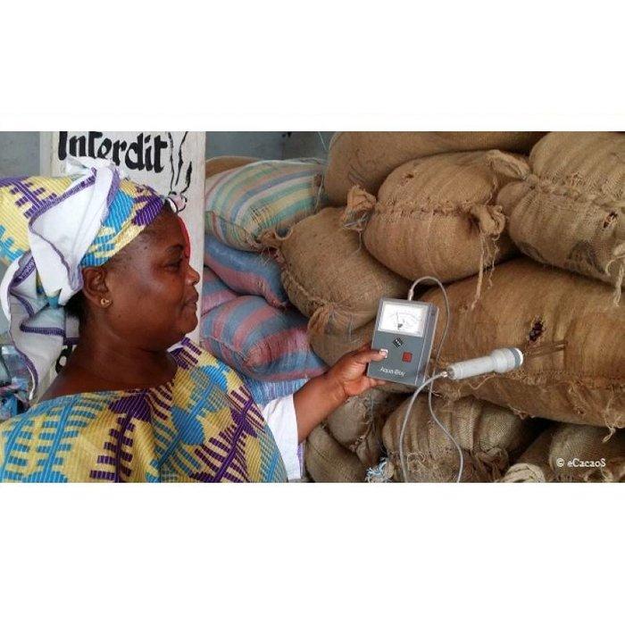- Elfenbeinküste 48% Milchschokolade Guemon, 100g