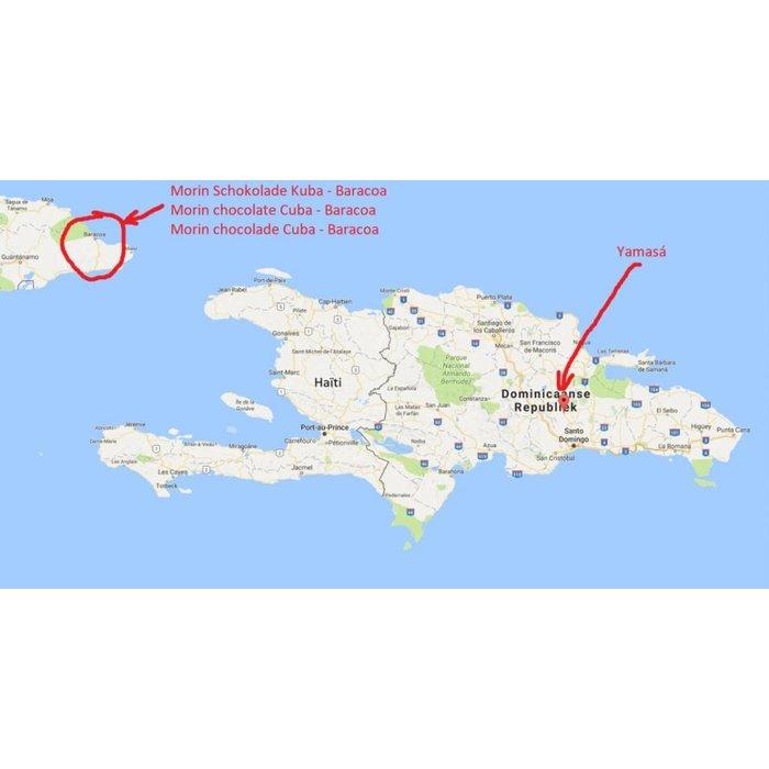- Dominikanische Republik 63% Yamasá BIO, 100g