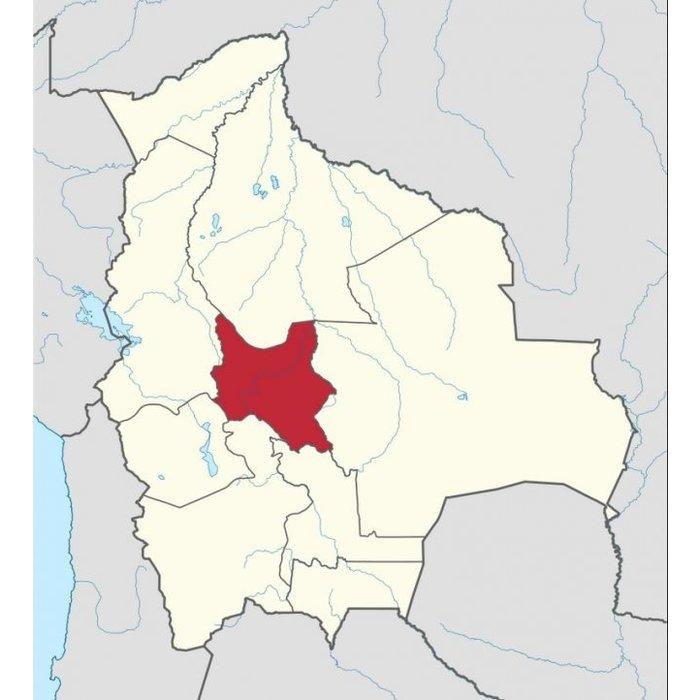 - Bolivien Ekeko 70%, 100g