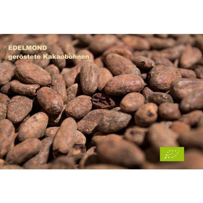 -   Grand Cru Kakaobohnen, 3 Variationen, Bio, 80g