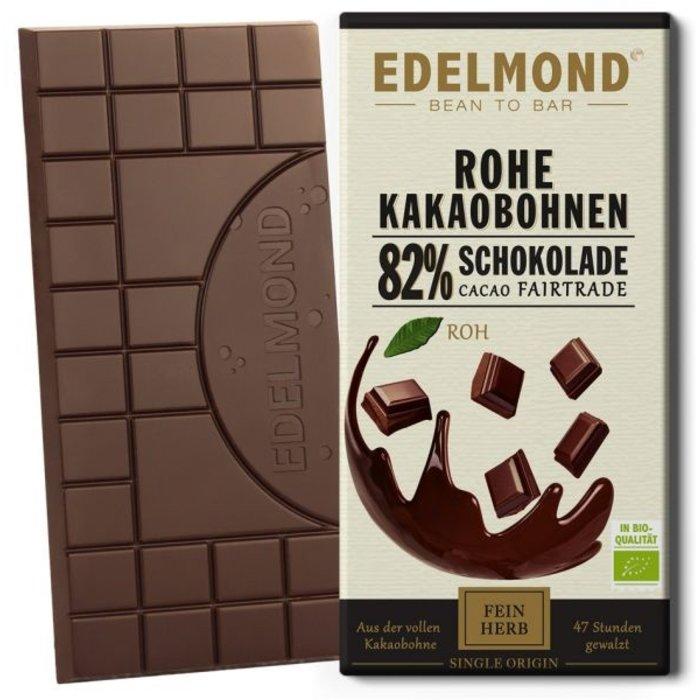 -  Rohschokolade 82%, Bio , 75g