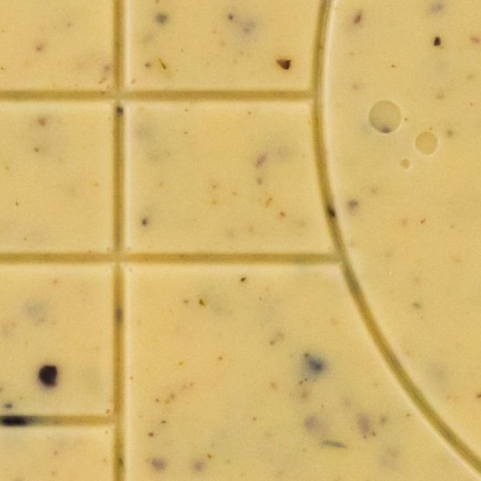 - Lavendel & Nibs, weiße Schokolade, Bio , 75g