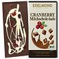 -  Cranberry Milchschokolade, Bio, 85g