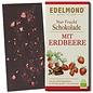 """- """"Nur Frucht"""" Erdbeer-Schokolade, Bio, 75g"""