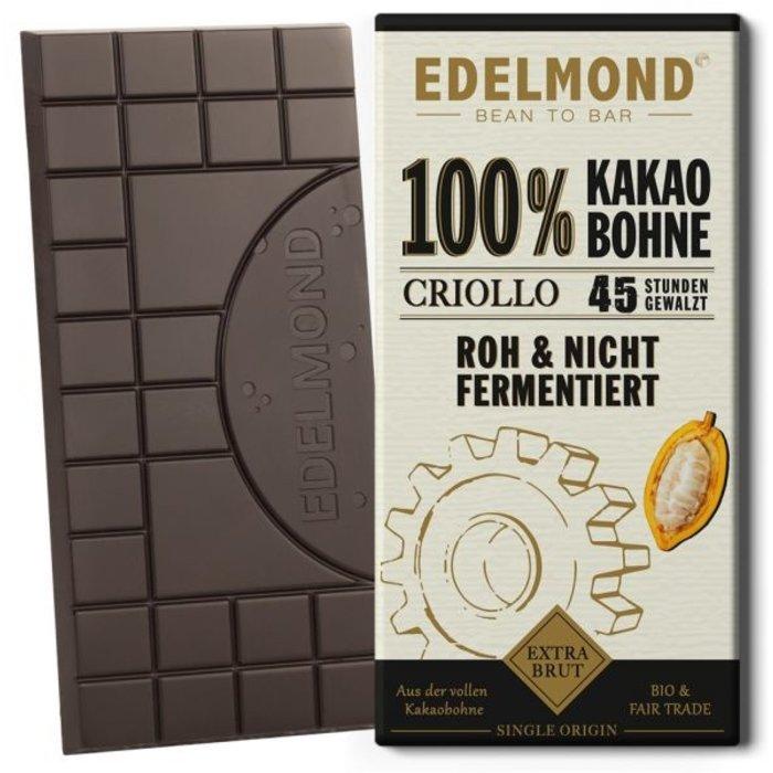 -  100% Unfermentierte Kakaobohnen-Tafel, Bio