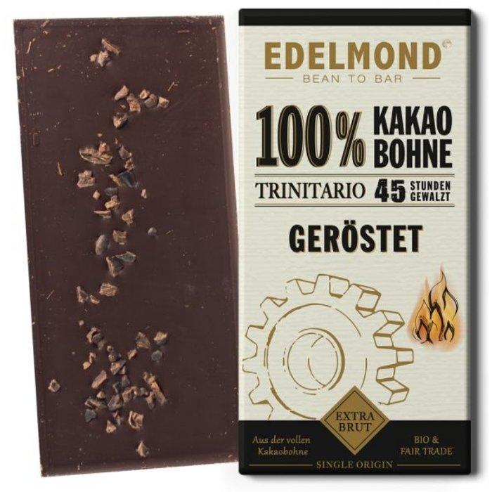 - 100%-Kakaobohnen Tafel, Extra Bitter, Bio