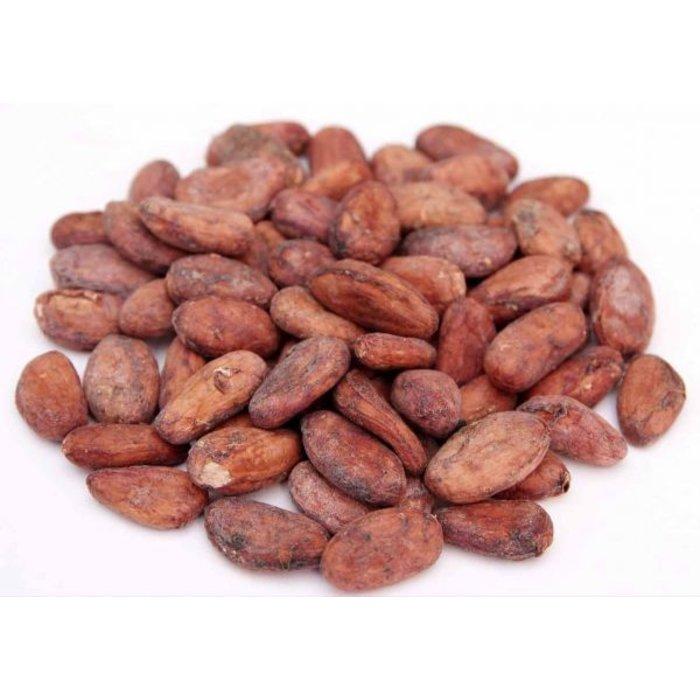 - Kakaobohnen Roh, mit Schale, Bio