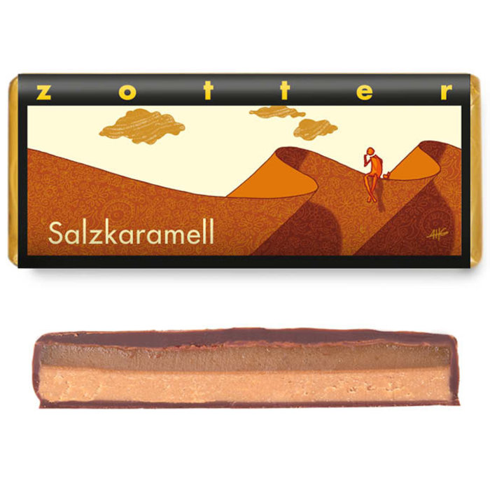 -  Salzkaramell, 70g
