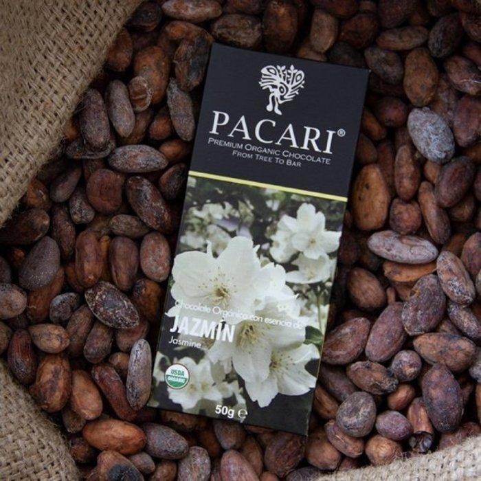 - Bio Schokolade PACARI Jasmin, 60% Kakao