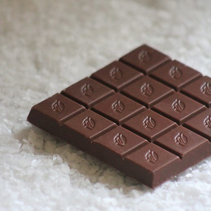 - Sea Flakes, 44% Milchschokolade, 50g