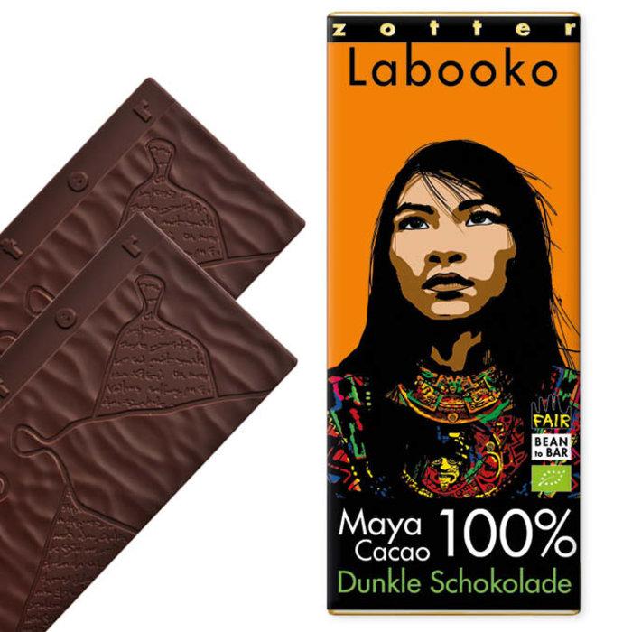 -  100% Maya Cacao