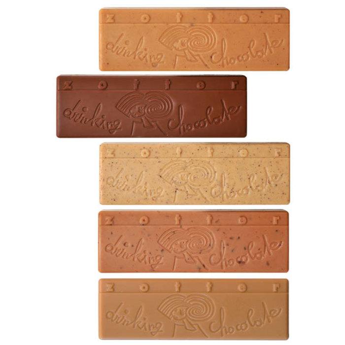- Trinkschokolade  Variation Kinder, 5x22,5g=110g