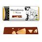 - Milchschokolade mit Macadamianougat und ganzen Macadamianüssen, 70g