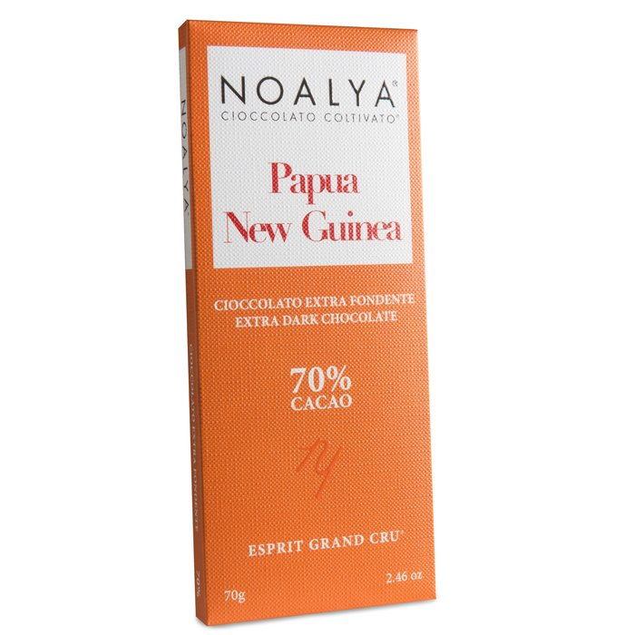 - Papua New Guinea 70%, 70g