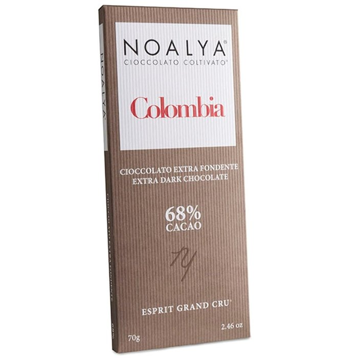 - Colombia 68%, 70g