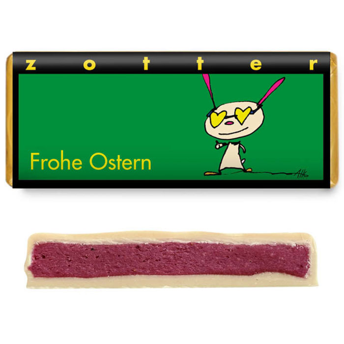 - Frohe Ostern
