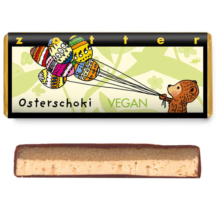 - Osterschoki Vegan