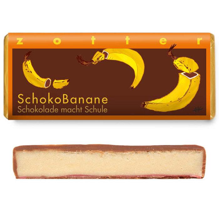 -  SchokoBanane – Schokolade macht Schule, 70g