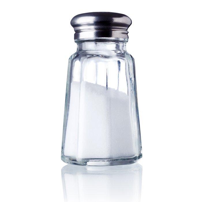 Mit Salz