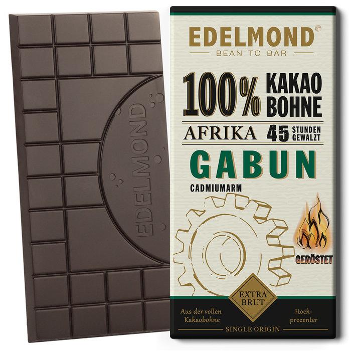 - 100% Gabun Kakao Low Cadmium, 72g
