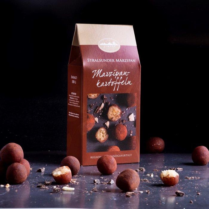 - Stralsunder Marzipankartoffeln, 100g