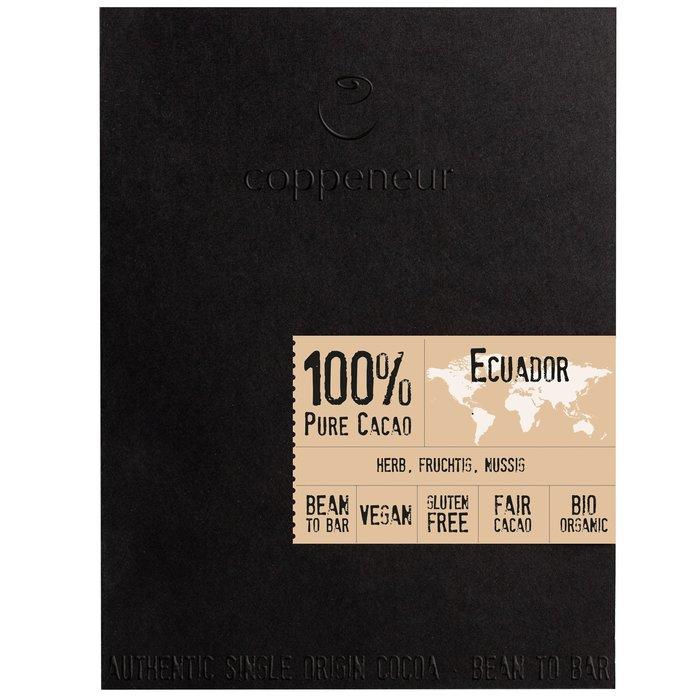 - Pure Cacao Ecuador 100% BIO