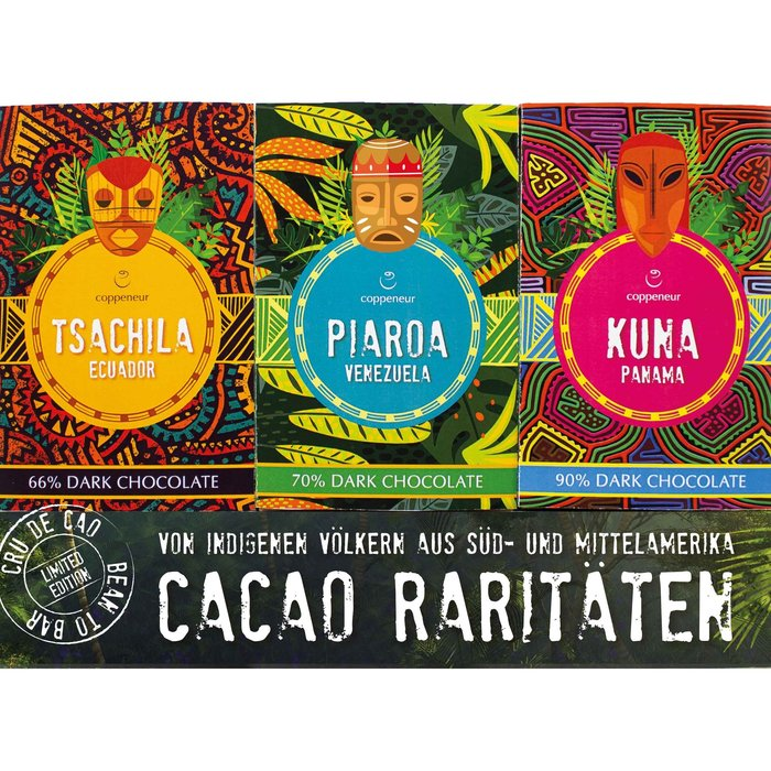 - Cacao Raritäten