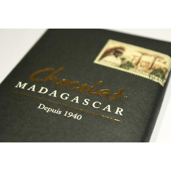 - ORGANIC 70% COCOA dunkle Schokolade | Chocolaterie Robert Malagasy, 85g