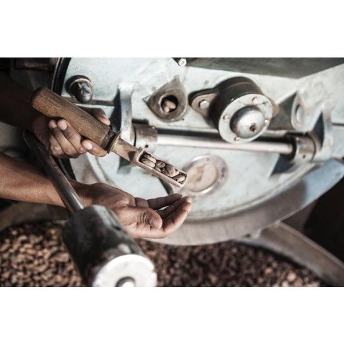- MADAGASCAR CHOCOLATE | ORANGE & CEANBERRIES | DARK/NOIR 63% | Zartbitterschokolade mit Orangen und Moosbeeren, 75g