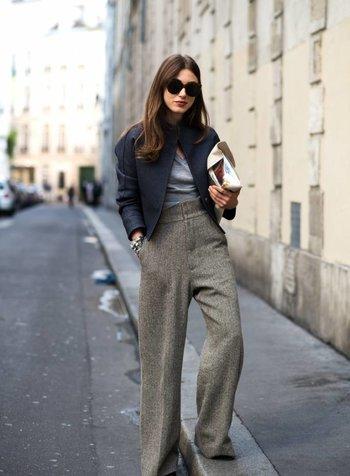 Paris business style