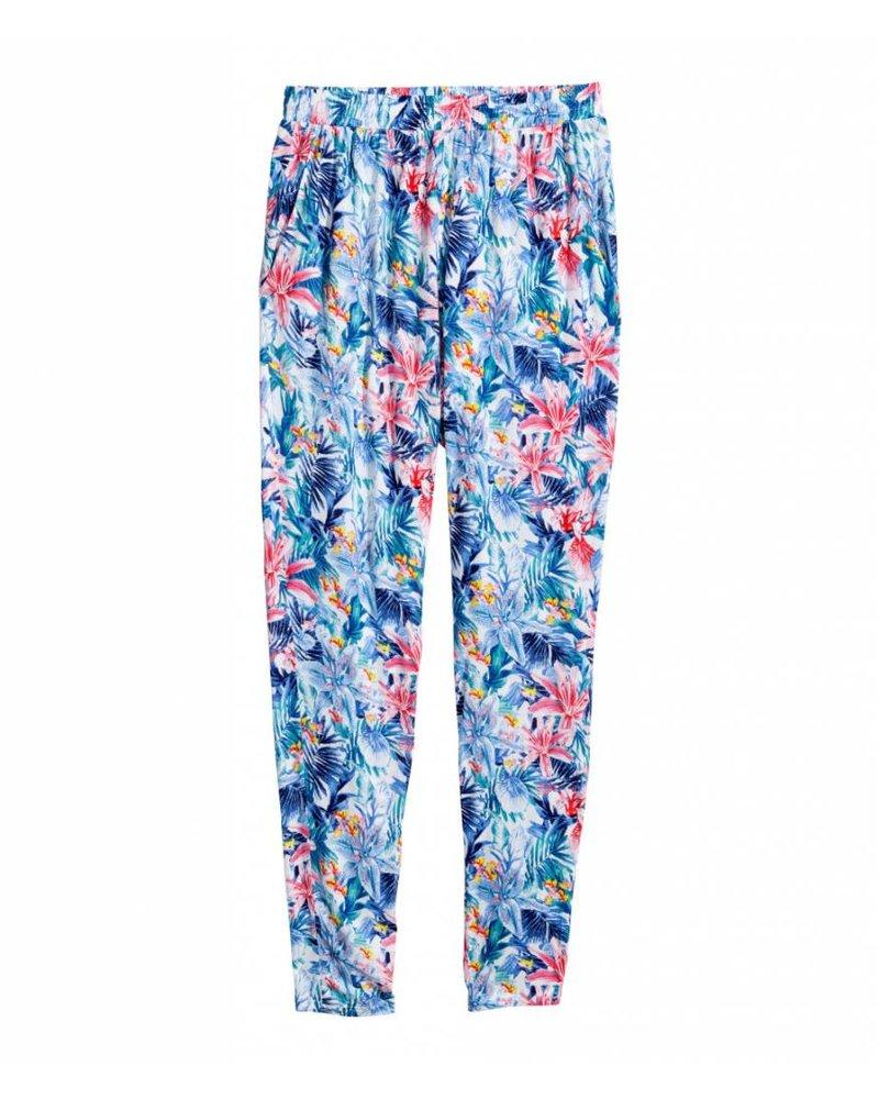 Bright summer pants