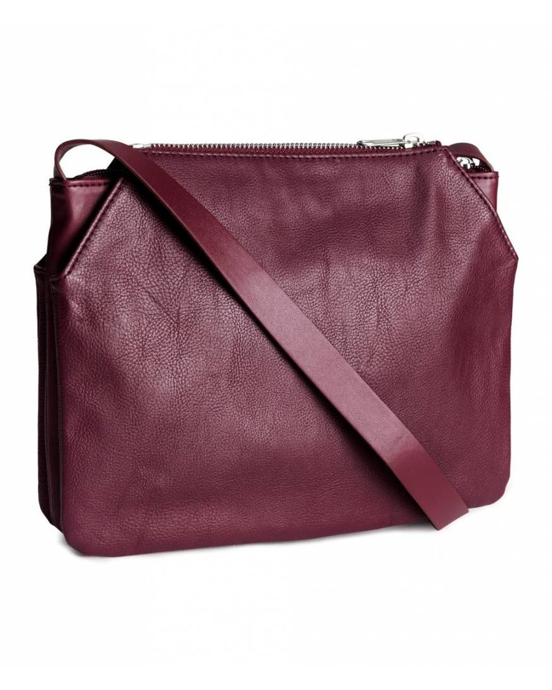 Hunkemöller Red clutch handbag