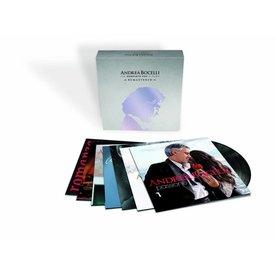 Universal Andrea Bocelli Complete Pop Albums 7 Dub. LP Ltd. Ed. Vinyl Gesealed
