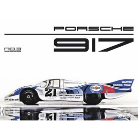 teNeues Porsche 917 Collectors Edition Kalender