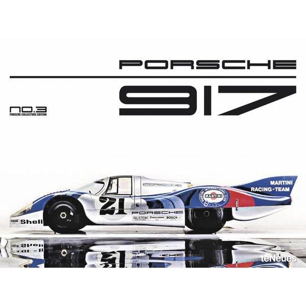teNeues Porsche 917 Collector's Edition No. 3 Kalender