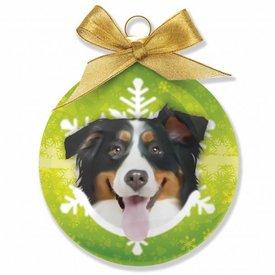 Plenty Gifts Berner Sennen Kerstballen Set (3 stuks)