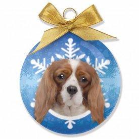 Plenty Gifts Cavalier King Charles Spaniel Kerstballen Set (3 stuks)