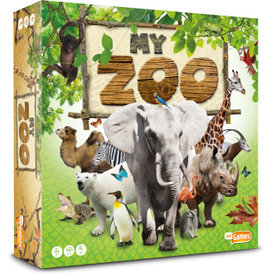 Plenty Gifts My Zoo bordspel