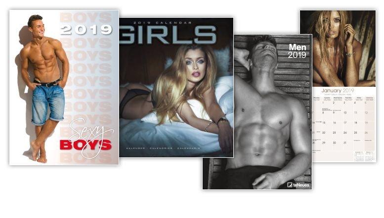 Erotische Kalenders 2020