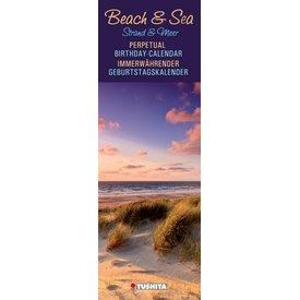 Tushita Beach & Sea Verjaardagskalender
