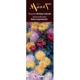 Tushita Claude Monet Verjaardagskalender